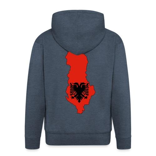 Albania - Veste à capuche Premium Homme