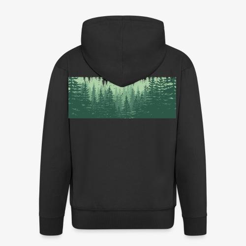 pineforest - Men's Premium Hooded Jacket