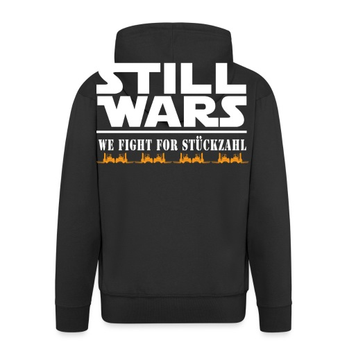 Stillwars - Männer Premium Kapuzenjacke
