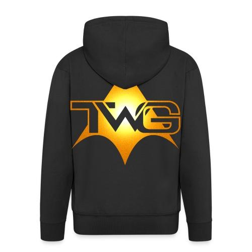 TWG Fit - Veste à capuche Premium Homme