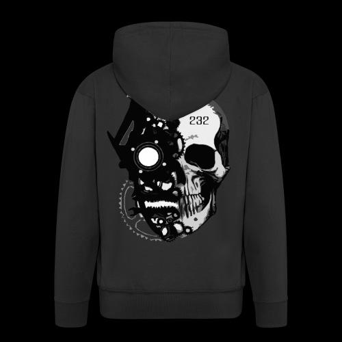 CNDMND SKULL - Men's Premium Hooded Jacket