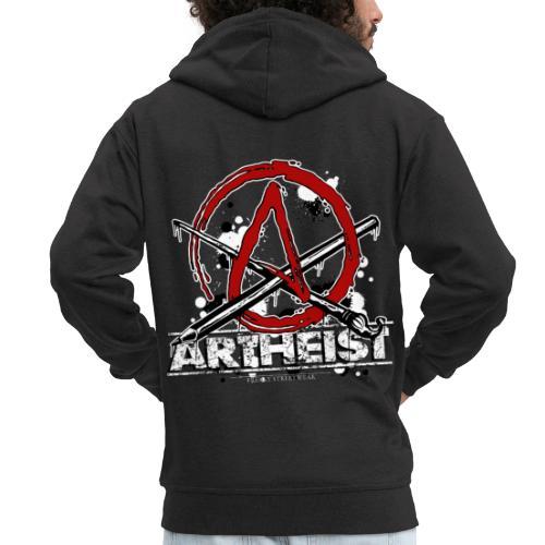 Artheist - Männer Premium Kapuzenjacke