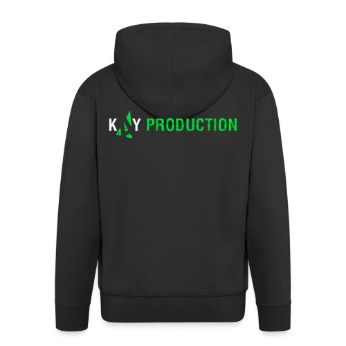 Kay Production Store - Men's Premium Hooded Jacket