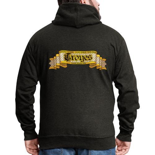 TROYES - Veste à capuche Premium Homme