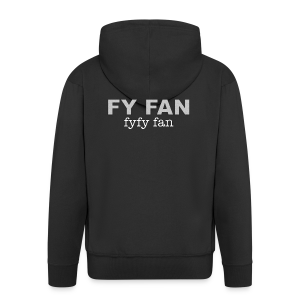 FYFAN Collection - Premium Hettejakke for menn