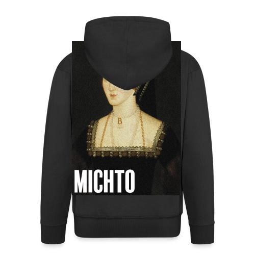 Anne Boleyn - Veste à capuche Premium Homme