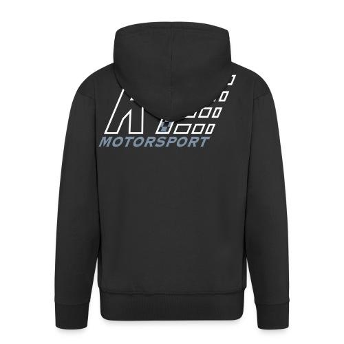 fh logo8doc - Männer Premium Kapuzenjacke