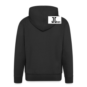 JJMAR (OFFICIAL DESIGNER) - Men's Premium Hooded Jacket
