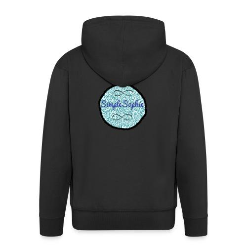 SimpleSophie Merch - Men's Premium Hooded Jacket