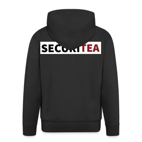 SECURITEA - Männer Premium Kapuzenjacke