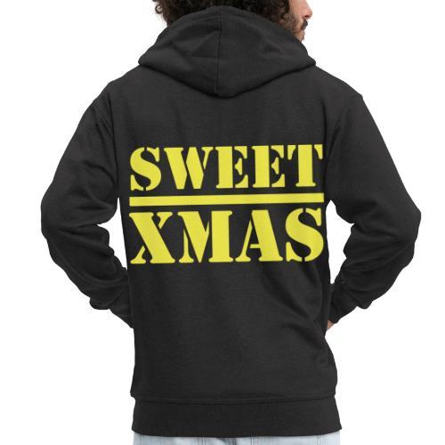 Sweet Xmas Luke Cage Doux Jesus - Veste à capuche Premium Homme