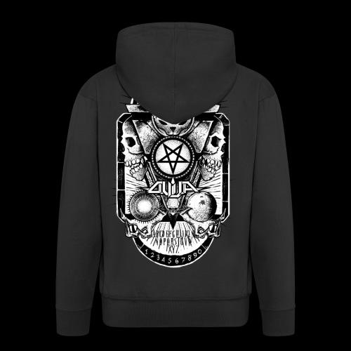Logo Ouija complet - Veste à capuche Premium Homme