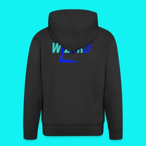 2017 wizard merch - Men's Premium Hooded Jacket
