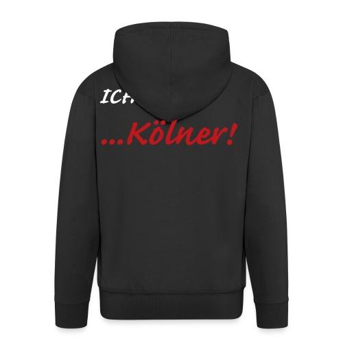 Kölner - Männer Premium Kapuzenjacke