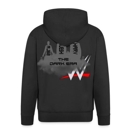 The Dark Era - Men's Premium Hooded Jacket