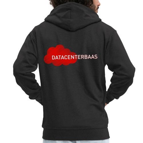 Datacenterbaas - Mannenjack Premium met capuchon