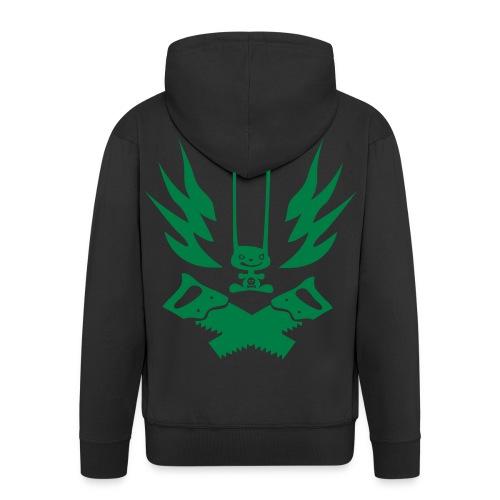 130215 myhasesaw group - Men's Premium Hooded Jacket