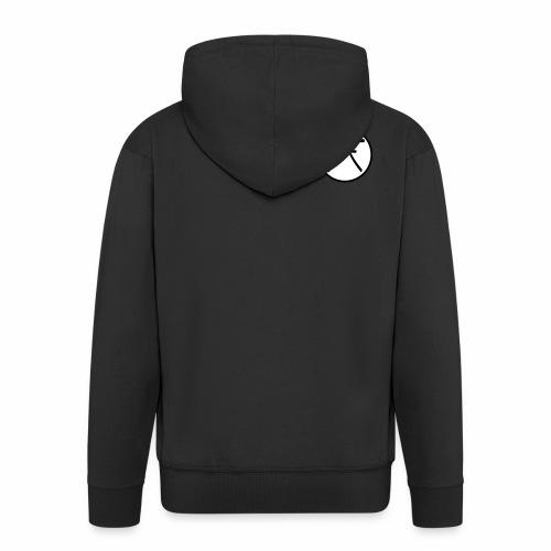 FHF Logo - Men's Premium Hooded Jacket
