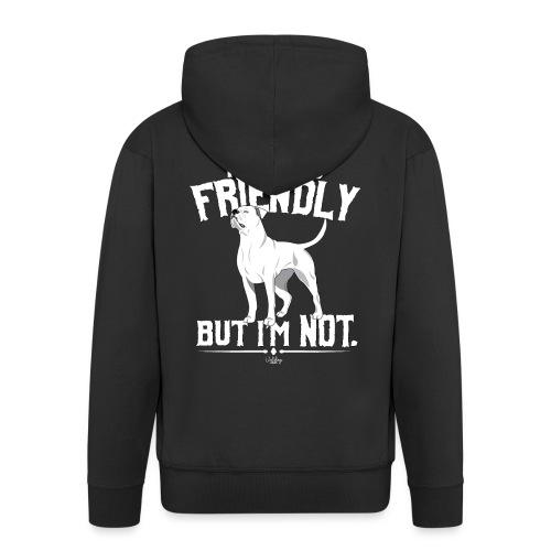 ABfriendly2 - Men's Premium Hooded Jacket