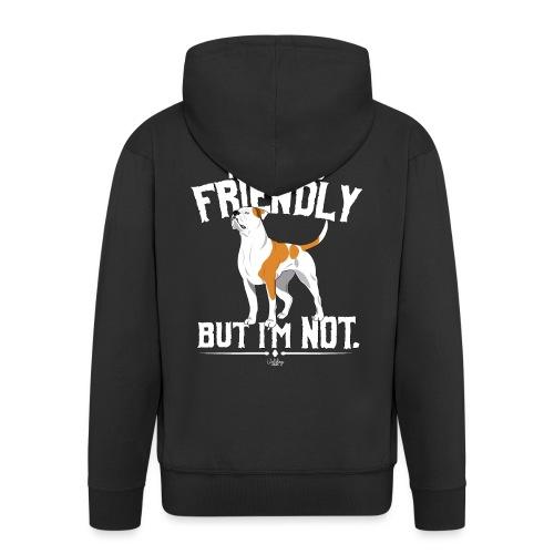 ABfriendly - Men's Premium Hooded Jacket
