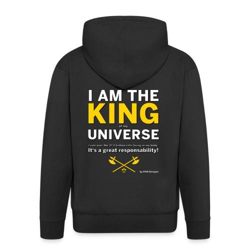 Royal King T-shirt - PAN designs - Tees & Gifts - Premium-Luvjacka herr
