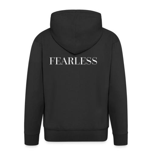 Motivation - gym, workout, inspirational clothing - Men's Premium Hooded Jacket