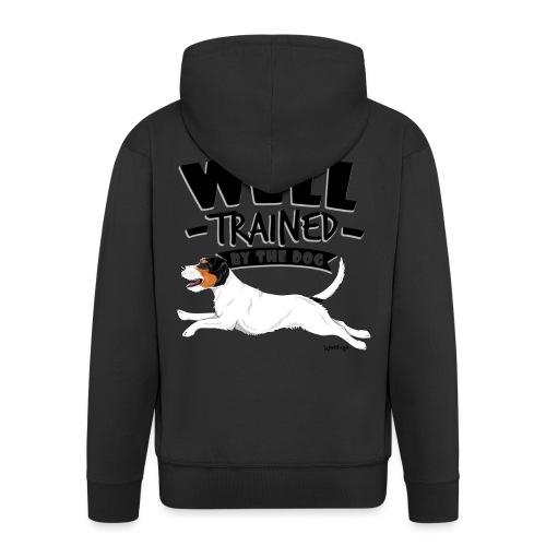 parsonwell8 - Men's Premium Hooded Jacket