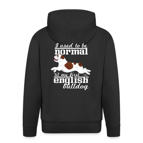ebnormal3 - Men's Premium Hooded Jacket