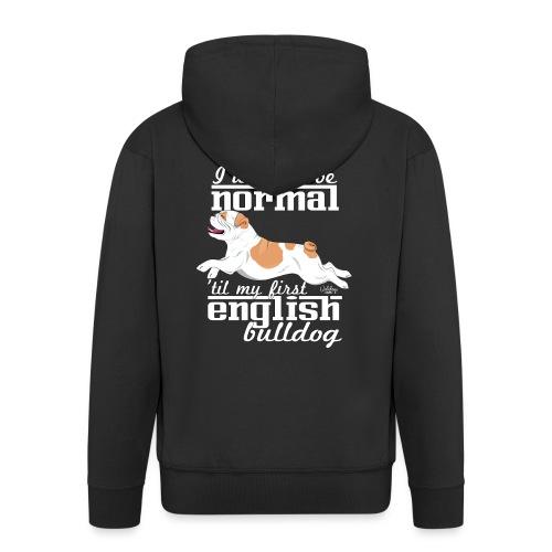 ebnormal4 - Men's Premium Hooded Jacket