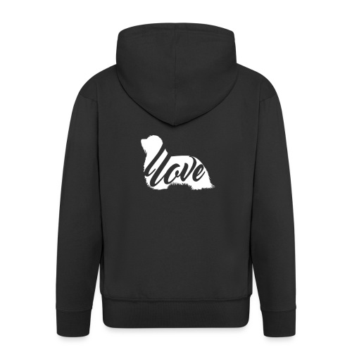 cotondetulearlove - Men's Premium Hooded Jacket