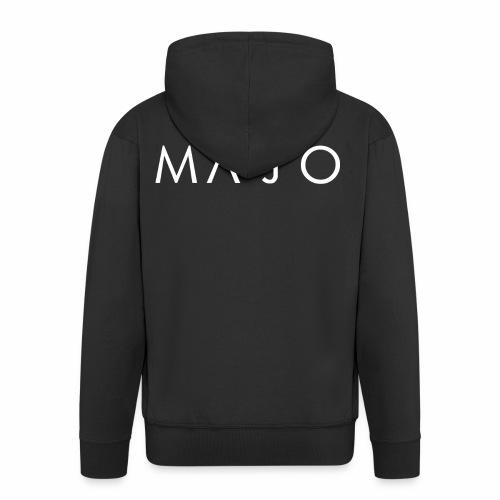 Official MAJO Logo - Premium-Luvjacka herr