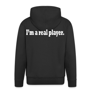 PLAYER - Men's Premium Hooded Jacket