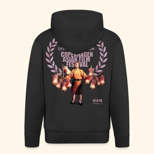 CAFF - Official Item - Shaolin Warrior 4 - Herre premium hættejakke
