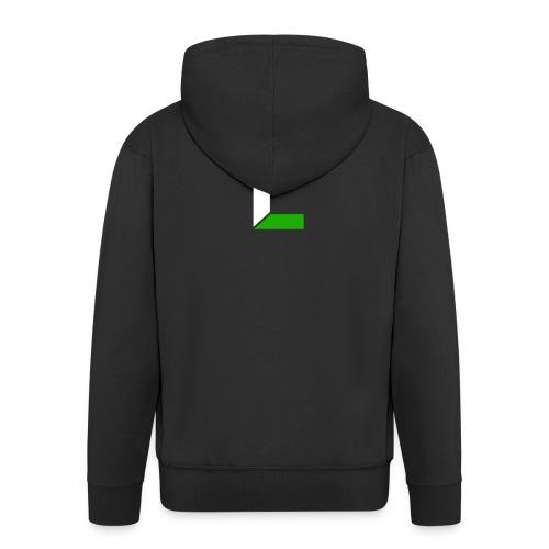 Linkie T-Shirt - Mannenjack Premium met capuchon
