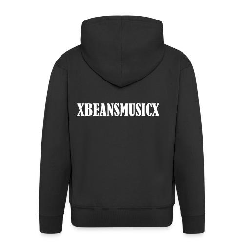 XBeansMusicX T-Shirt - Mannenjack Premium met capuchon