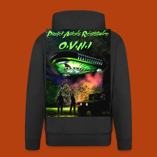 T Shirt ovni green 01 - Veste à capuche Premium Homme