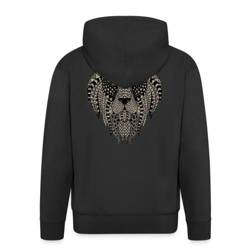 Lion - Veste à capuche Premium Homme