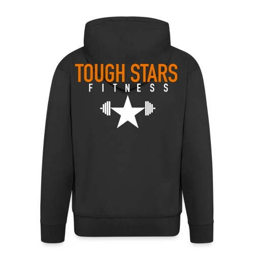 Tough Stars - Men's Premium Hooded Jacket