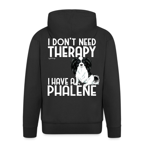 phaletherapy2 - Men's Premium Hooded Jacket