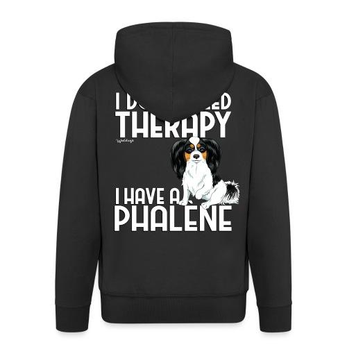 phaletherapy3 - Men's Premium Hooded Jacket