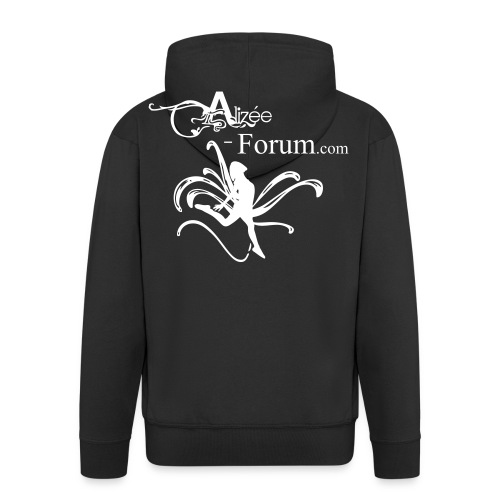 silnew5 - Men's Premium Hooded Jacket