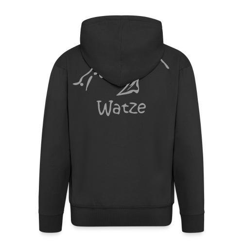 Watzeneu - Männer Premium Kapuzenjacke