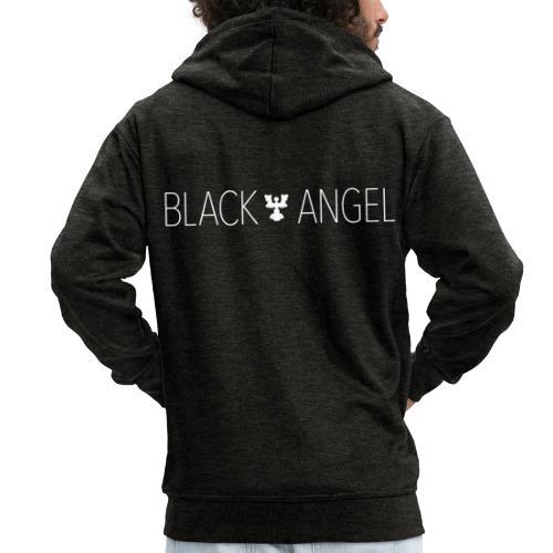 BLACK ANGEL - Veste à capuche Premium Homme