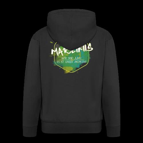 Mareikiis - Männer Premium Kapuzenjacke