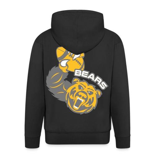 Bears Rugby - Veste à capuche Premium Homme