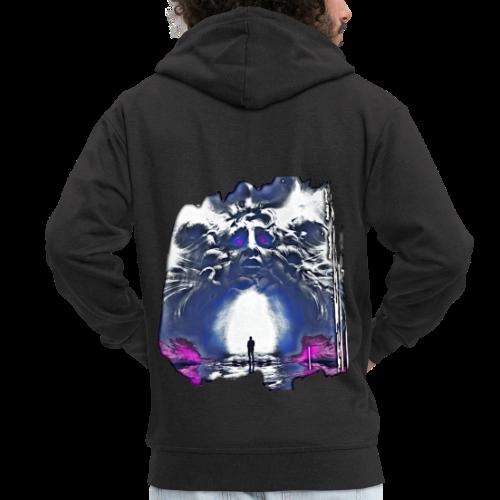 Apocalypse - Men's Premium Hooded Jacket
