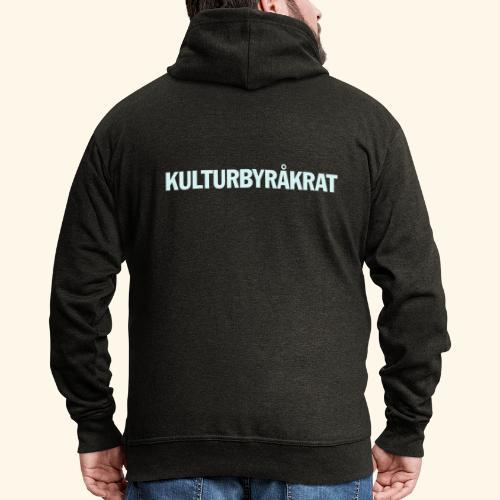 Kulturbyråkrat vektor - Premium-Luvjacka herr