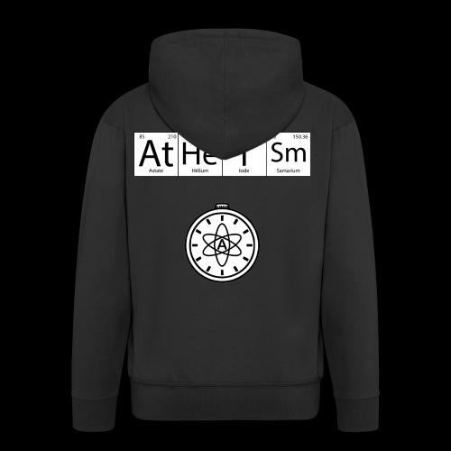AtHeISm - Veste à capuche Premium Homme