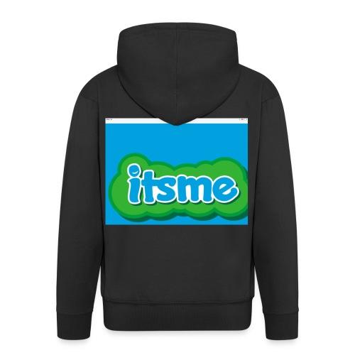 #itsme - Männer Premium Kapuzenjacke