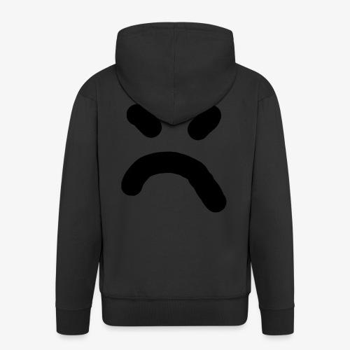 bad smiley - Männer Premium Kapuzenjacke